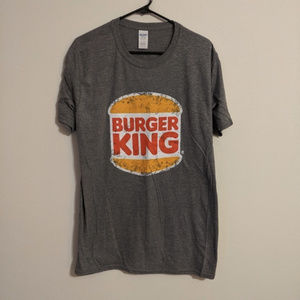NWOT Men's Gildan Burger King T-Shirt Size Large